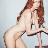 Babes Celebrity Redhead  pics