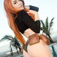 Ass Babes Kim Possible  pics