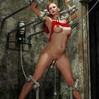 Bdsm Red Head Toys  pics